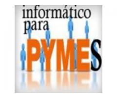 Servicios informáticos para pymes, autónomos y particulares.