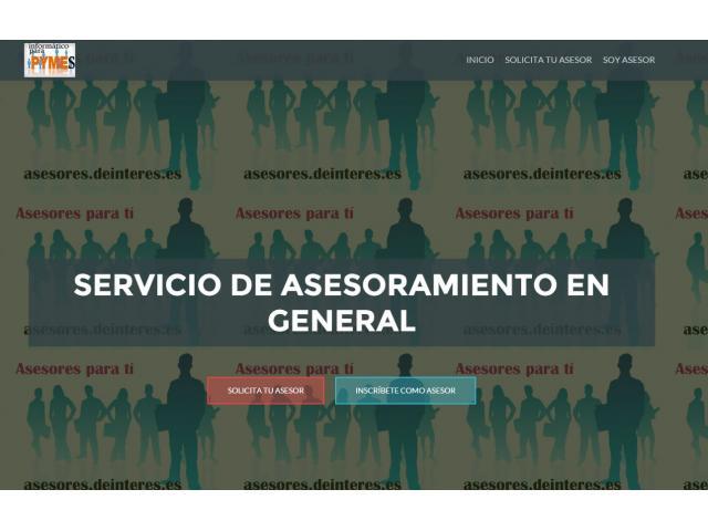 SERVICIO DE ASESORAMIENTO EN GENERAL