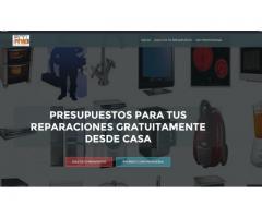 PRESUPUESTOS PARA TUS REPARACIONES GRATUITAMENTE DESDE CASA